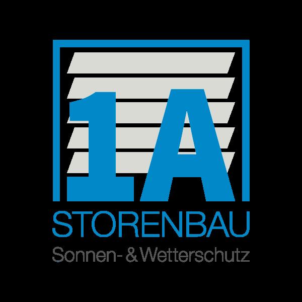 1A Storenbau Logo für Kundenreferenz von Bacher PrePress