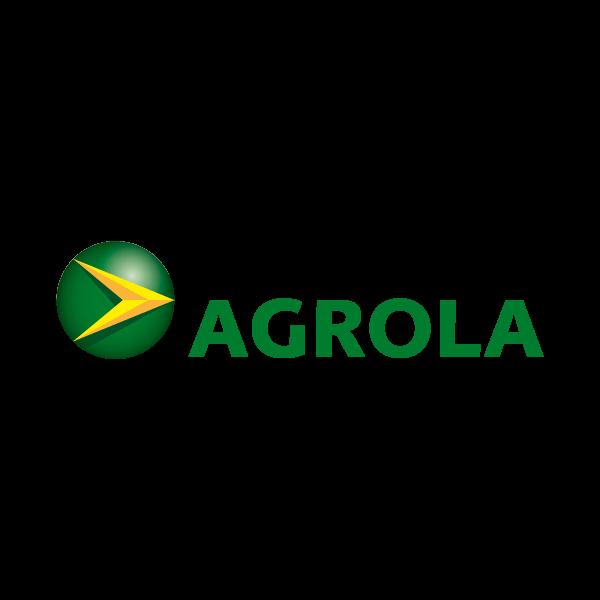 Agrola Logo für Kundenreferenz von Bacher PrePress