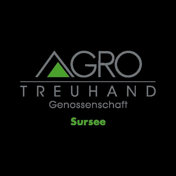 Agro Treuhand Sursee Logo für Kundenreferenz von Bacher PrePress