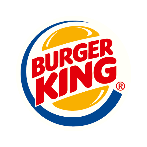 Burger King Logo für Kundenreferenz von Bacher PrePress