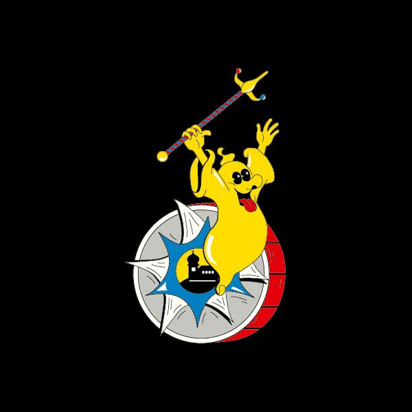 Chloschtergeischter Wärtischtei Logo für Kundenreferenz von Bacher PrePress