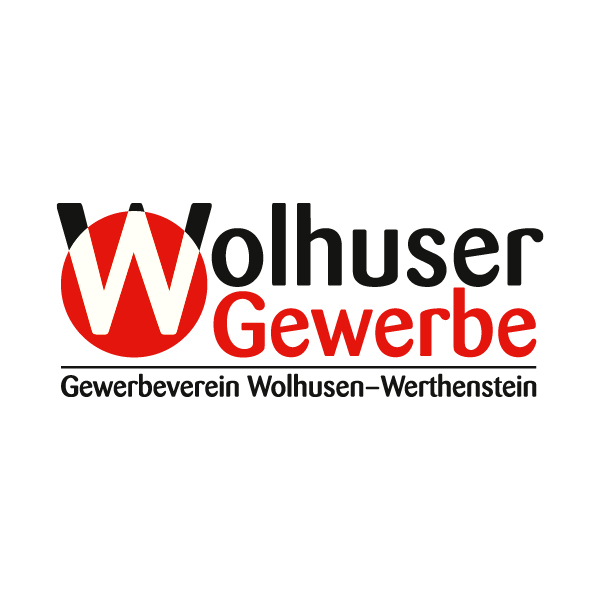 Gewerbeverein Wolhusen-Werthenstein Logo für Kundenreferenz von Bacher PrePress