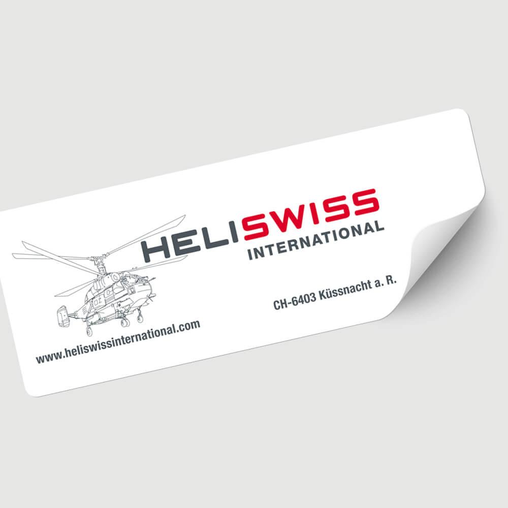 Kleber Heliswiss International als Kundenreferenz von Bacher PrePress