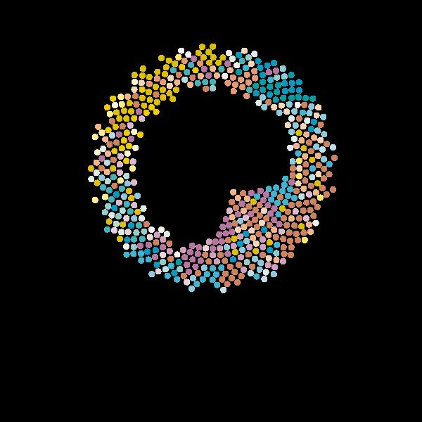 Hotel und Gastro Union Logo für Kundenreferenz von Bacher PrePress