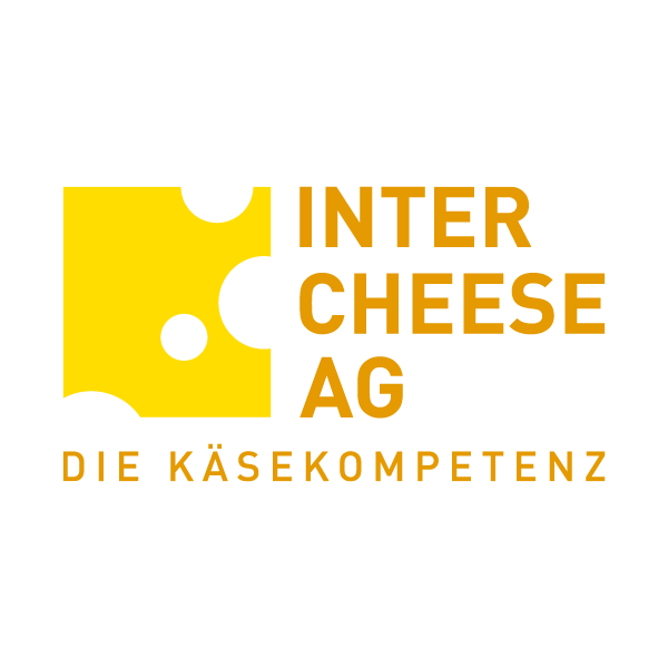 Intercheese Logo für Kundenreferenz von Bacher PrePress