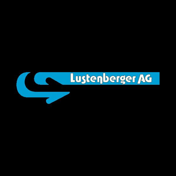 Lustenberger Auto-Recycling Logo für Kundenreferenz von Bacher PrePress