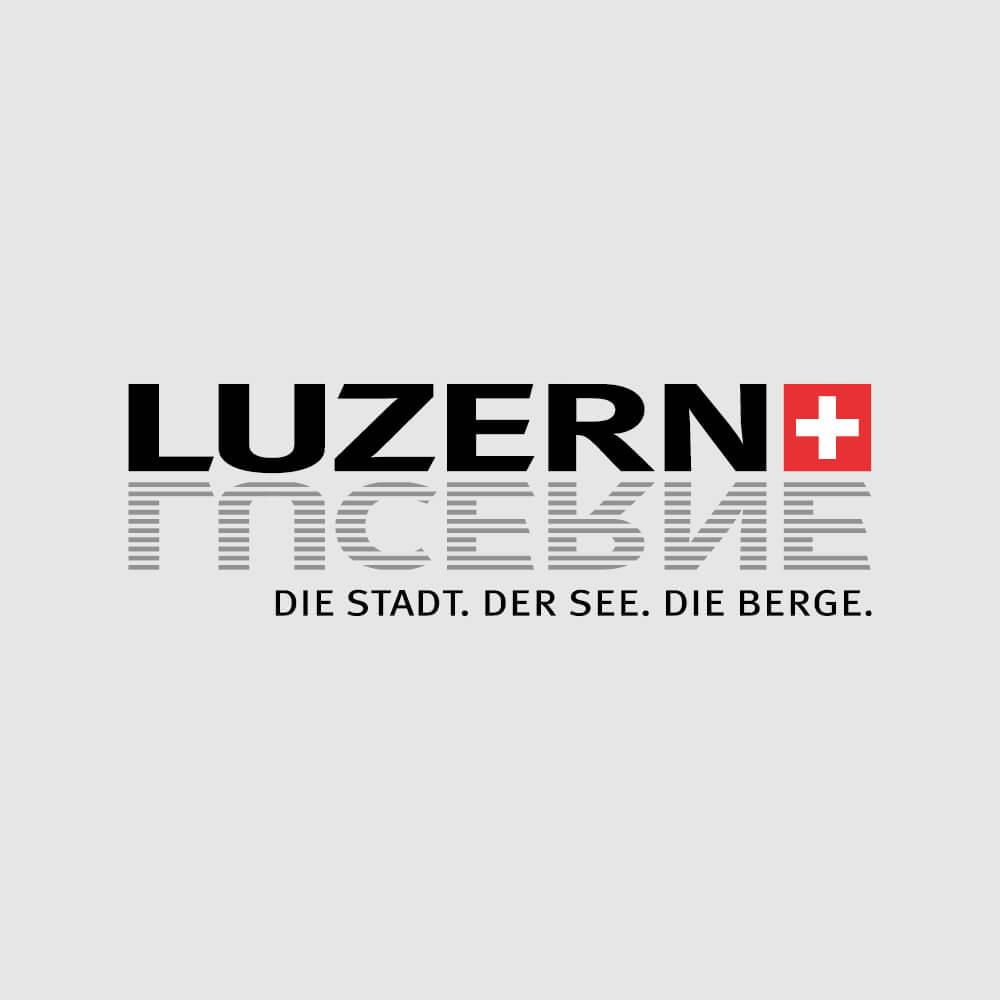 Logo - Luzern Tourismus als Kundenreferenz von Bacher PrePress