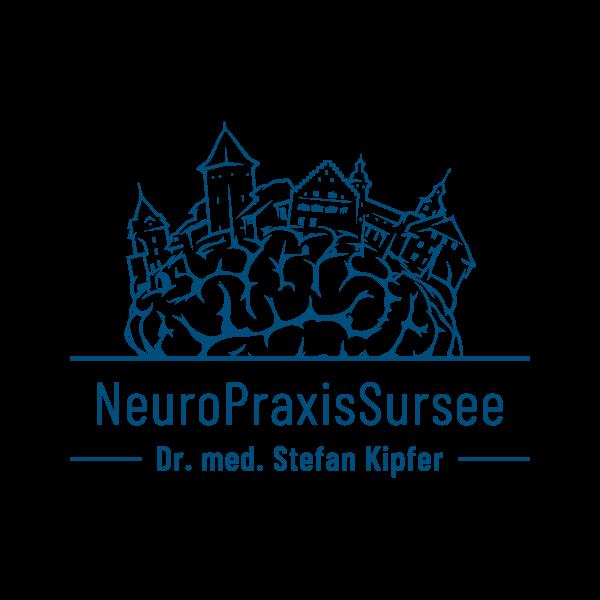 Neuropraxis Sursee Logo für Kundenreferenz von Bacher PrePress