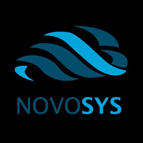 Novosys Logo für Kundenreferenz von Bacher PrePress