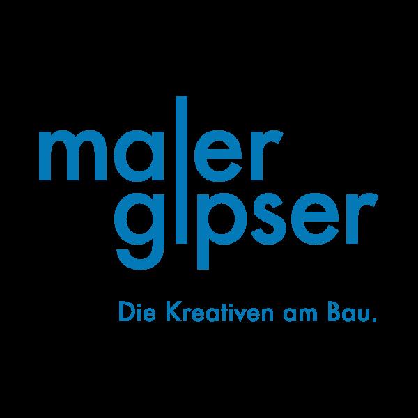 SMGV Gipser Zentralschweiz Logo für Kundenreferenz von Bacher PrePress