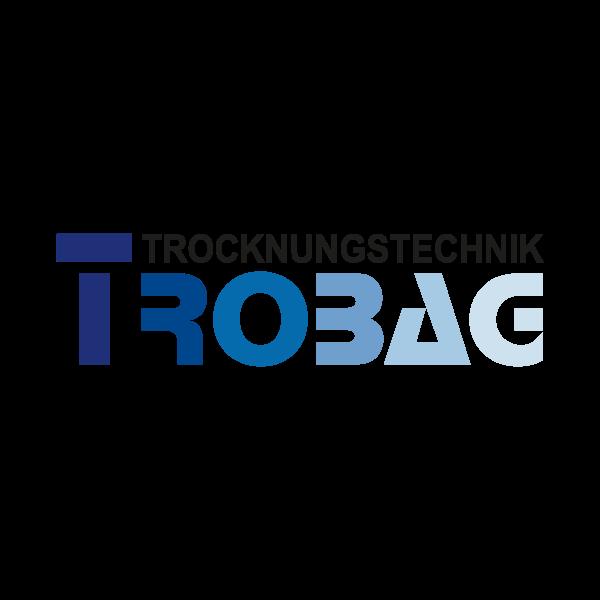 Trobag Logo für Kundenreferenz von Bacher PrePress