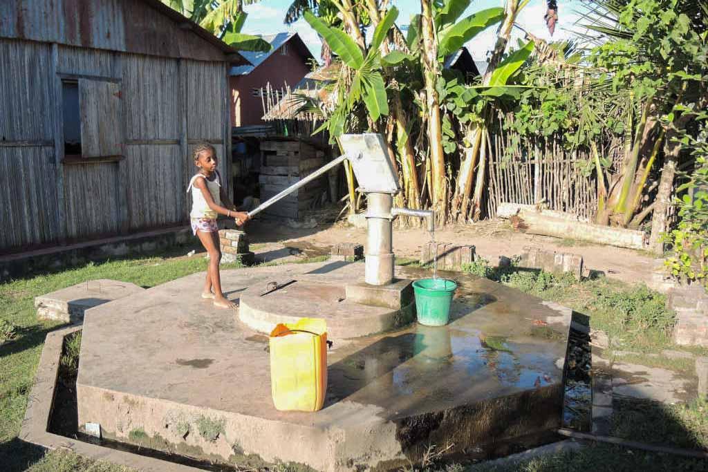Klimaneutrale Drucksachen - Projekt Madagaskar
