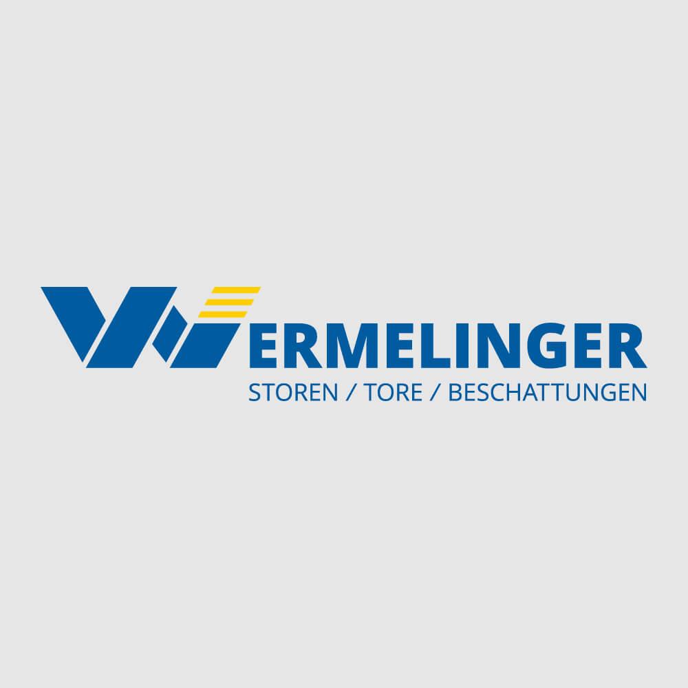 Logo Wermelinger AG als Kundenreferenz von Bacher PrePress