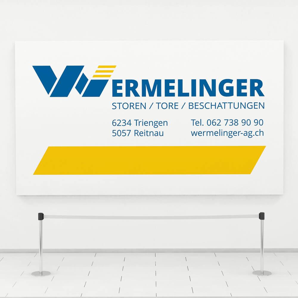 Blache Wermelinger AG als Kundenreferenz von Bacher PrePress
