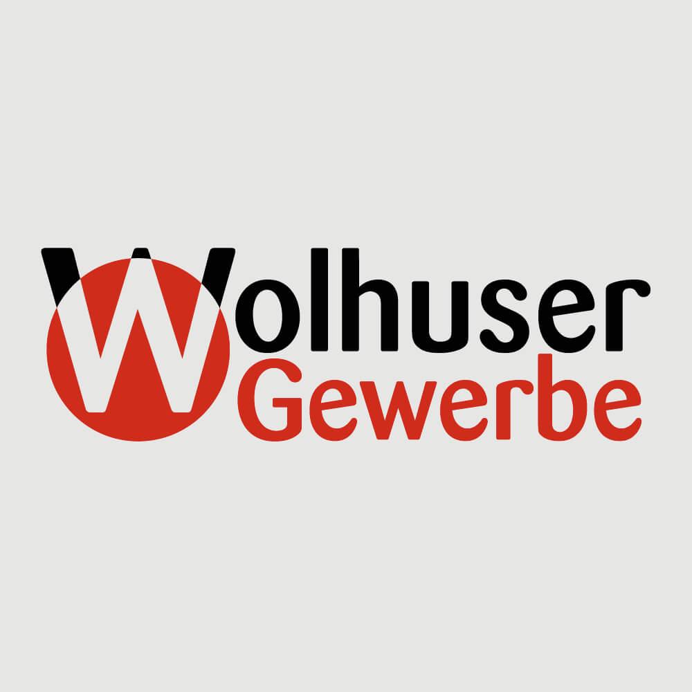 Logo Gewerbeverein Wolhusen als Kundenreferenz von Bacher PrePress