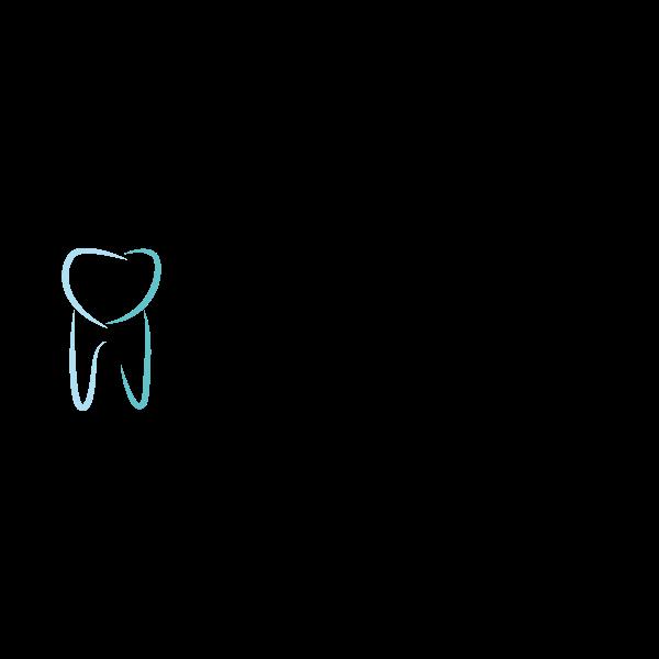 Zahnarztpraxis Wolhusen Logo für Kundenreferenz von Bacher PrePress
