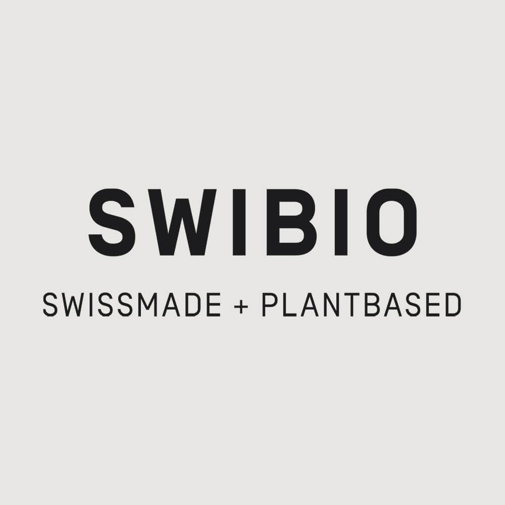 Logo SWIBIO als Kundenreferenz von Bacher PrePress