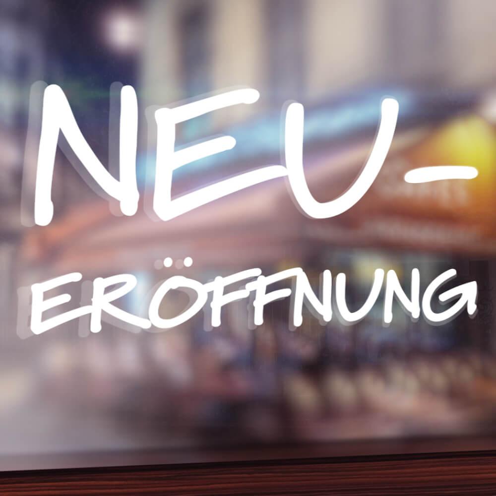 Schaufensterwerbung Easy Optik Luzern als Kundenreferenz von Bacher PrePress