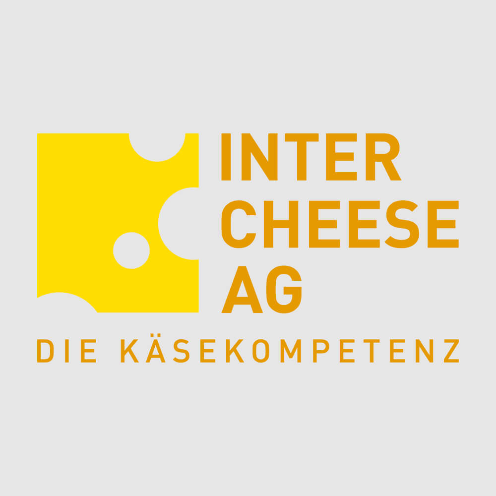 Logo Intercheese AG als Referenz von Bacher PrePress