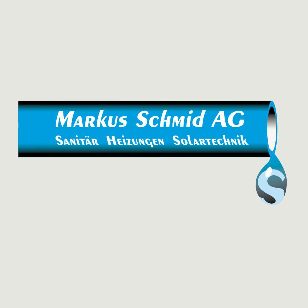 Logo Markus Schmid Malters als Kundenreferenz von Bacher PrePress