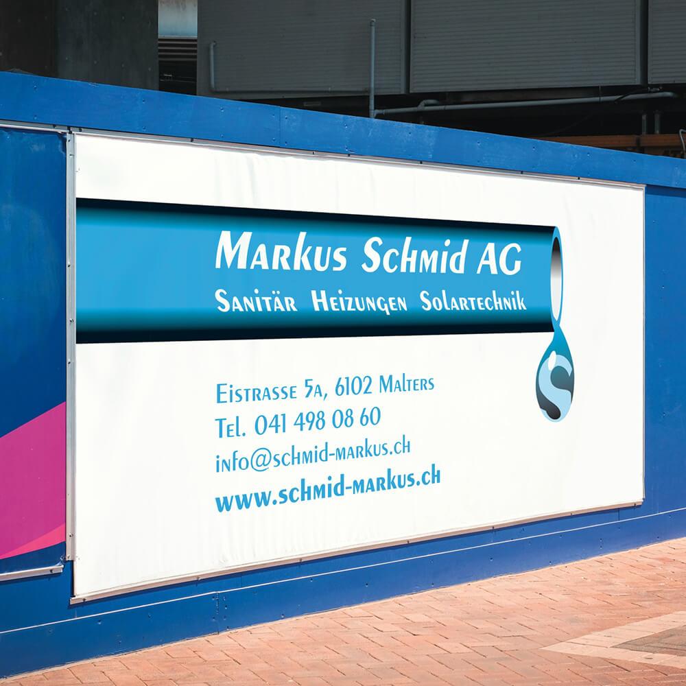 Blache Markus Schmid Malters als Kundenreferenz von Bacher PrePress