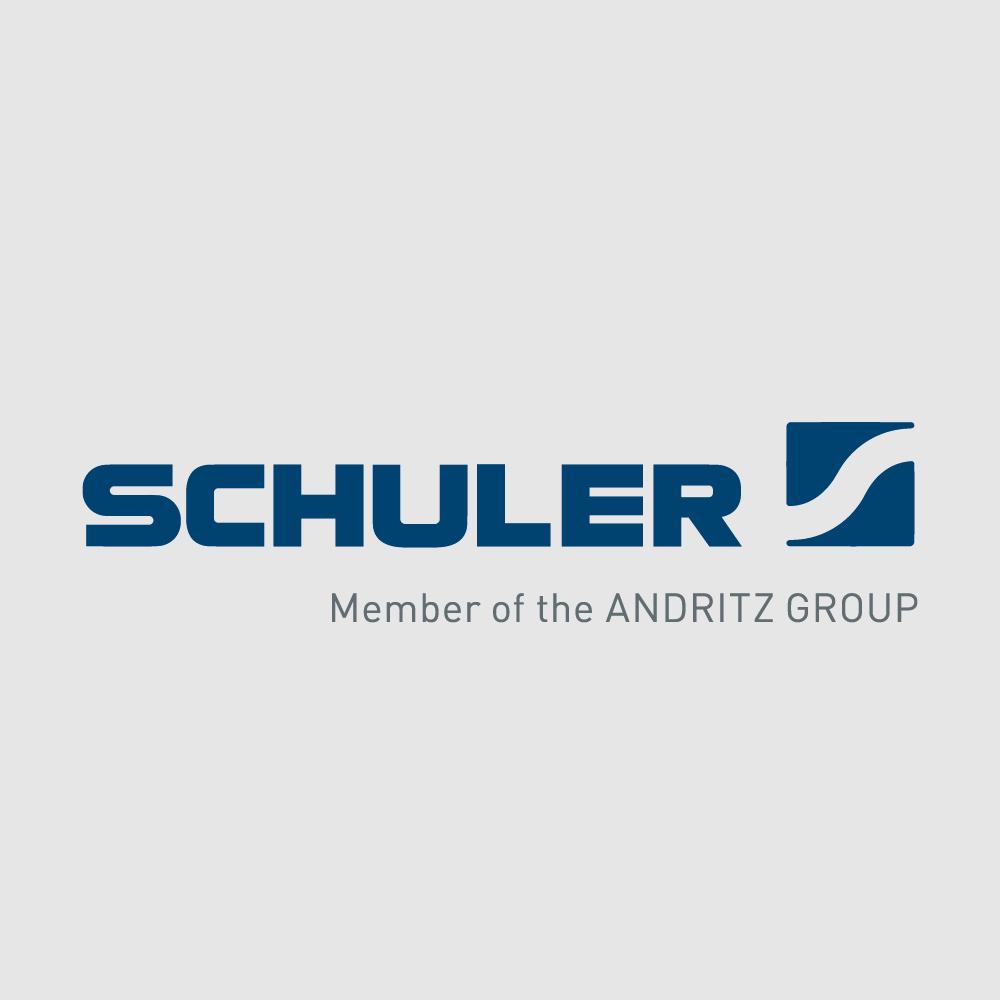 Beutler Nova AG Schuler Logo in Blau grau